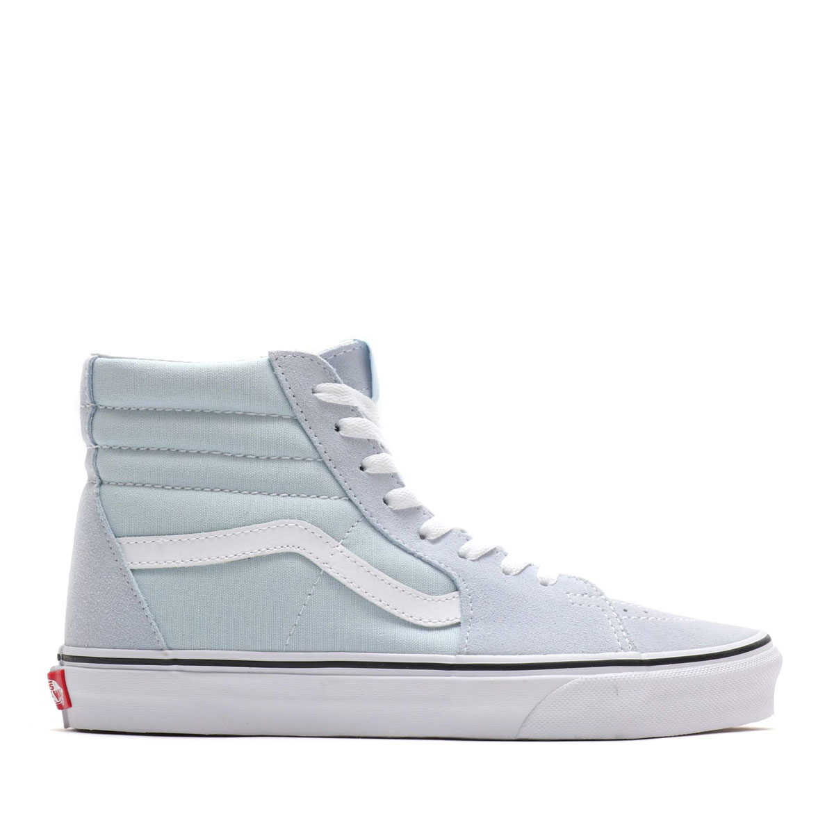 ed807d2798c1 Kinetics  VANS SK8-HI (BABY BLUE TRUE WHITE) (station wagons skating ...