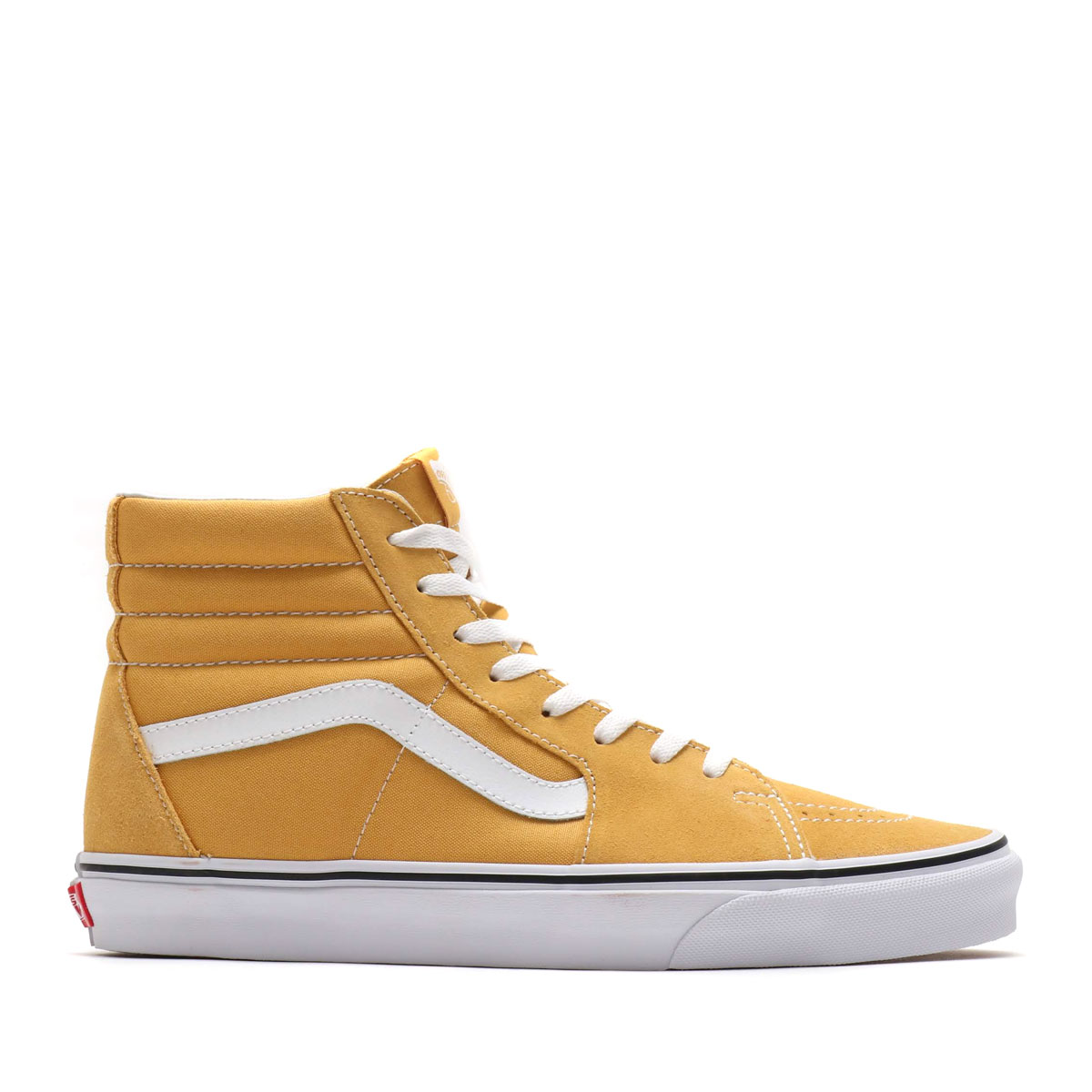 f68b6faabf8415 Kinetics  VANS SK8-HI (OCHRE  TRUE WHITE) (station wagons skating ...