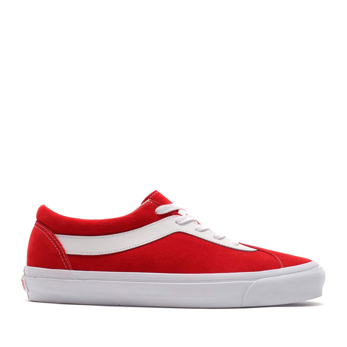 VANS BOLD NI STAPLE(RACING RED/TRUE WHITE)(ヴァンズ ボールド ニー)【メンズ】【スニーカー】【19SP-I】