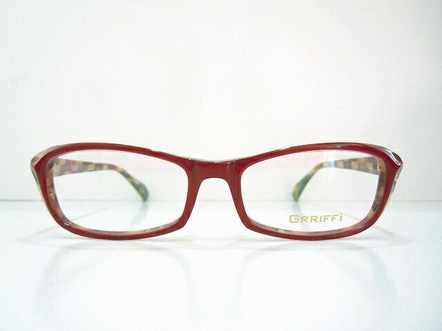 GRRIFFi グリフィ(GA-3034 col.2)メガネフレーム新品めがね眼鏡サングラス鯖江ブランドメンズレディース日本製