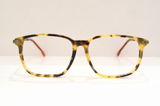 VARIE 82-1201 col.2ヴィンテージメガネフレーム新品めがね眼鏡サングラスべっ甲柄アンティークゴールドメンズレディース