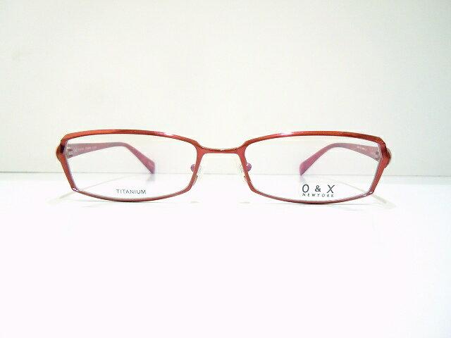 O&Xメガネフレームチタン日本製KIO YAMATO眼鏡鯖江NEW YORK