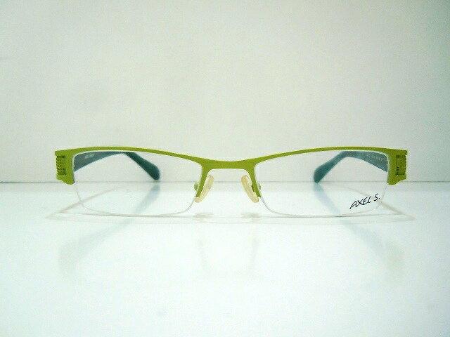 最安値 特価 AXEL.S アクセルAX723メガネフレーム眼鏡ドイツ製新品