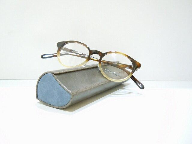 OnimeganeオニメガネOG-7809メガネフレーム新品日本製オリジナル眼鏡職人手作りボストン型めがねクラシックサングラス