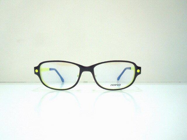 noegoノーエゴfaience Pin1 メガネフレーム新品エポキシ樹脂めがね眼鏡フランス製手作り