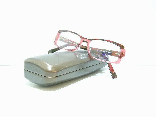 ELCEacute;エルセLIN57 メガネフレーム新品ハンドメイドHAND MADE眼鏡フランスめがね