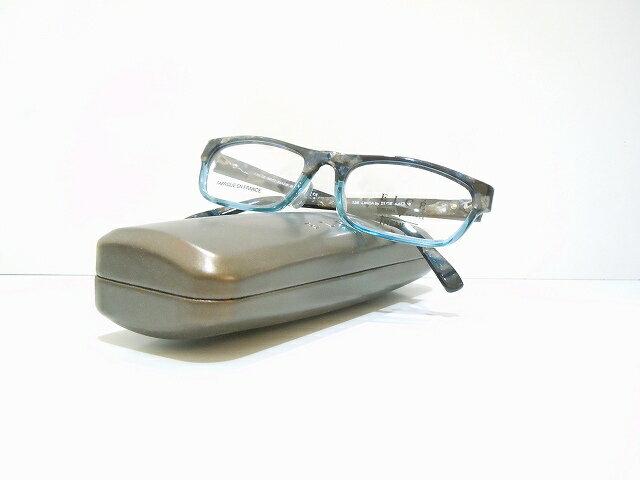 ELCEacute;エルセLIN56 メガネフレーム新品フランス製HAND MADEめがね眼鏡手作り