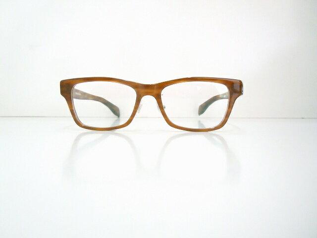 DEVICE(デバイス) D-111 col.3メガネフレーム新品めがね眼鏡鯖江手作りウエリントン