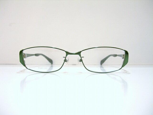 AMIPARIS(アミパリ)TS-5011 col.7メガネフレーム新品めがね眼鏡バネ蝶番鯖江チタン
