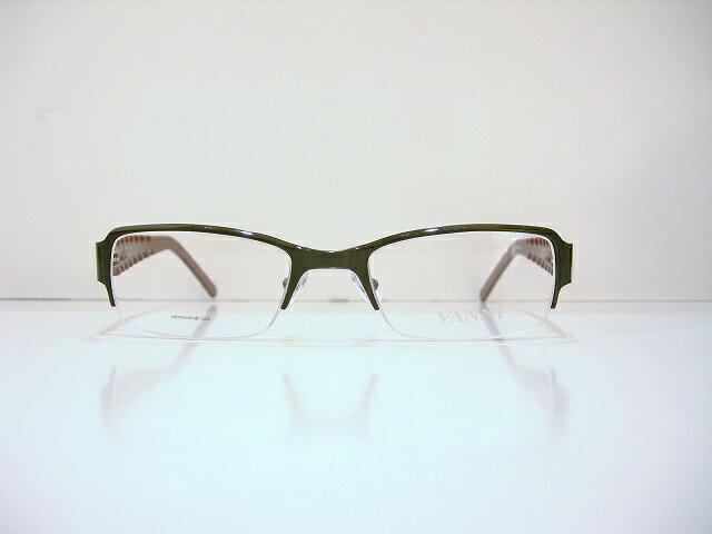 VANNI (ヴァンニ)Mod.V642 col.731 メガネフレーム新品イタリア製メガネ眼鏡コンサバティブサングラス