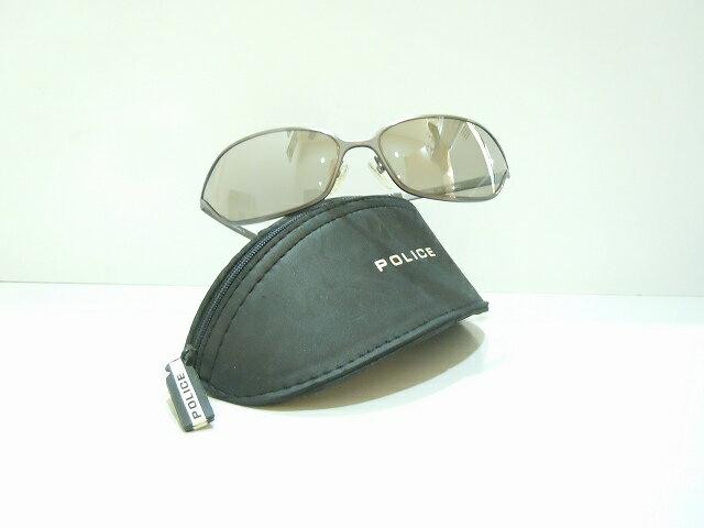 POLICE ポリス サングラス S2893G 廃盤 新品 訳あり 特価ミラーめがね眼鏡メガネフレームゴーグルヴィンテージ