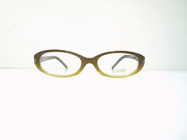 AMIPARIS(アミパリ)977 ヴィンテージメガネフレーム新品ツートンめがね眼鏡クラシック老眼鏡