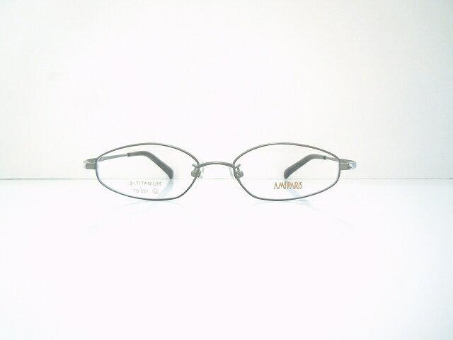 AMIPARIS(アミパリ)TS-221 メガネフレーム新品めがね眼鏡チタン七宝ヴィンテージ