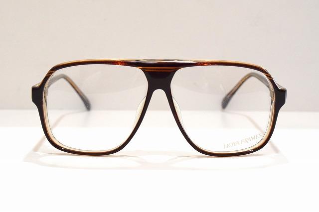 HOYA(ホヤ)P63072 B21ヴィンテージメガネフレーム新品めがね眼鏡サングラスティアドロップブルーライトメンズレディース