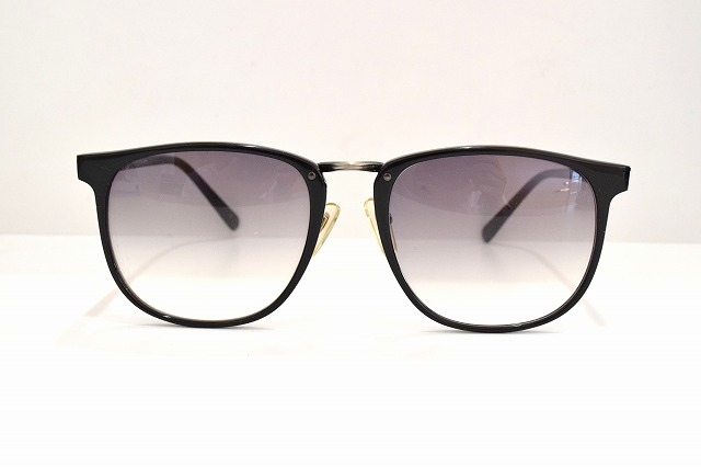 daniel hechter(ダニエル・エシュテル)SG-8078 col.BKヴィンテージメガネフレーム新品めがね眼鏡サングラスビッグサイズ