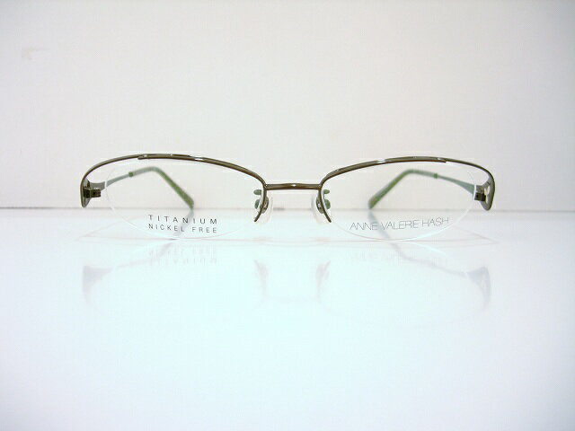 ANNE VALERIE HASH(アンヴァレリーアッシュ)73-0003 メガネフレーム新品めがね眼鏡鯖江特価サングラス