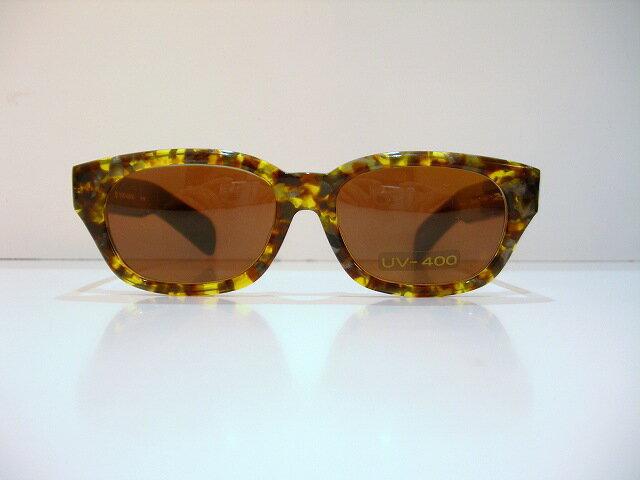 Mario Valentino(マリオバレンチノ)MS-806 ヴィンテージサングラス新品メガネフレームめがね眼鏡べっ甲柄デッドストック