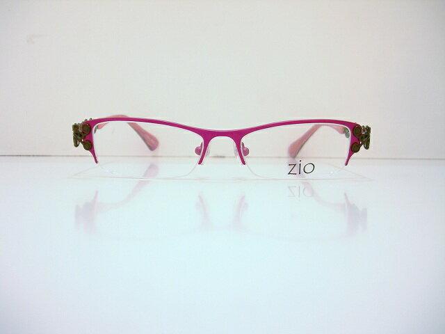 Zio(ジオ)Gothic2 メガネフレーム新品めがね眼鏡サングラス彫刻デコレーション
