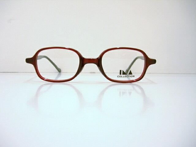 IMA COLLECTION(イマコレクション)3-13 col.30メガネフレーム新品めがね眼鏡ヴィンテージ樽型サングラス増永マスナガ