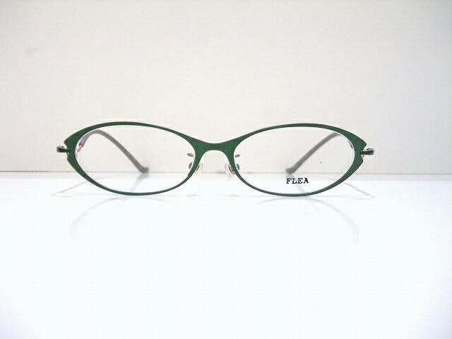 FLEA (フリー)F-803 col.603メガネフレーム新品めがね眼鏡増永マスナガ職人手作り鯖江市