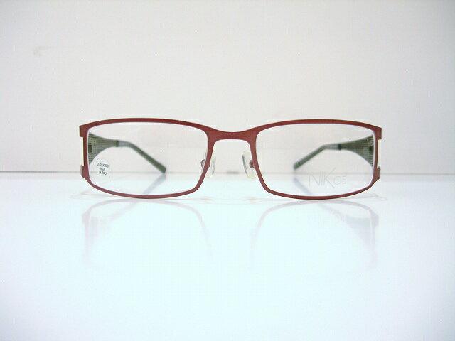 Nik 03(ニックゼロスリー)NK443 メガネフレーム新品めがね眼鏡メッシュサングラスイタリア製グラスパートナー