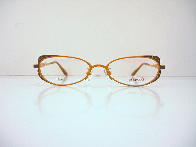 space eye(スペースアイ)SP-20 メガネフレーム新品 めがね眼鏡  チタン 日本製 鯖江