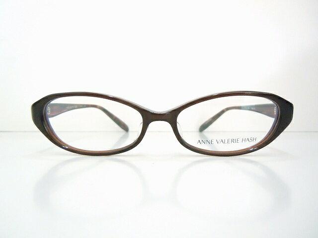 ANNE VALERIE HASH(アンヴァレリーアッシュ)73-0015 メガネフレーム新品 めがね眼鏡 サングラス 日本製
