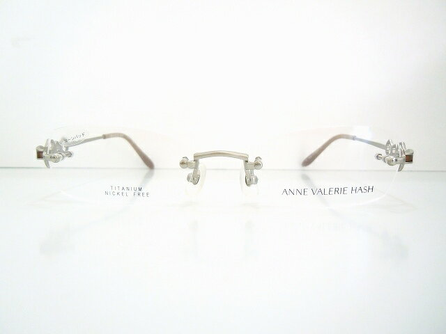 ANNE VALERIE HASH(アンヴァレリーアッシュ)73-0012 メガネフレーム新品 めがね眼鏡 サングラス 鯖江