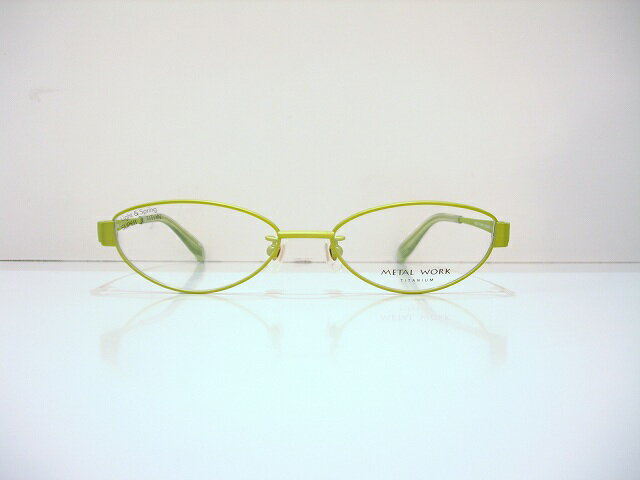 METAL WORK(メタルワーク)657 メガネフレーム新品 めがね 眼鏡 サングラス ヨーロッパ 日本製