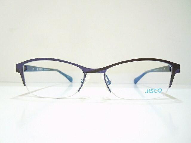 JISCO(ジスコ)TUSSAUD col.BLPK メガネフレーム新品 めがね 眼鏡 サングラス スペイン 伊達 地中海