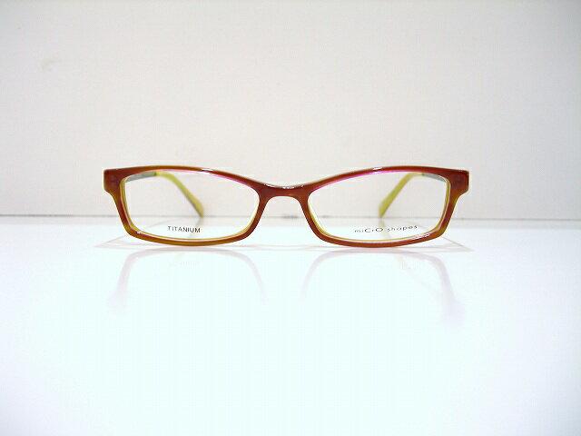 miCro shapes(マイクロシェイプス)TALULAH col.TSGRN メガネフレーム新品 めがね 眼鏡 サングラス 日本製
