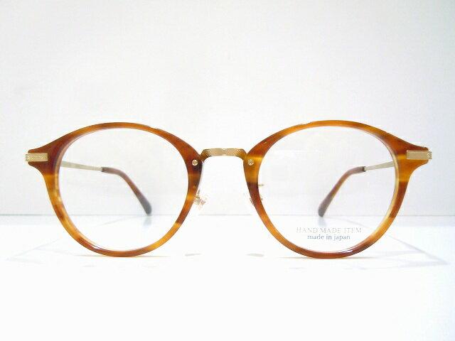 NOVA(ノバ)5018 手作りメガネフレーム新品 めがね 眼鏡 サングラス ボストン型 べっ甲柄 鯖江 職人 パソコン 伊達
