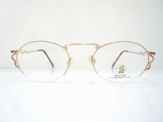 MOZART(モーツァルト)35 メガネフレーム新品 めがね 眼鏡 サングラス ヴィンテージ 貴重 コレクター