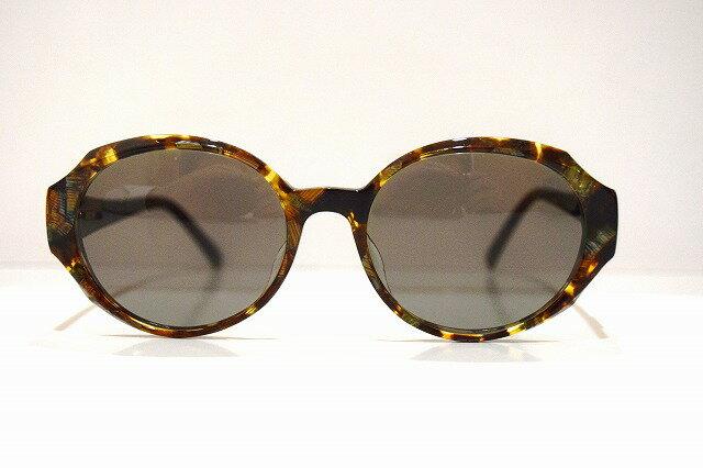 DECOY EYEWEAR デコイ 手作りサングラスデッドストック新品 めがね 眼鏡 メガネフレーム ヴィンテージ べっ甲柄