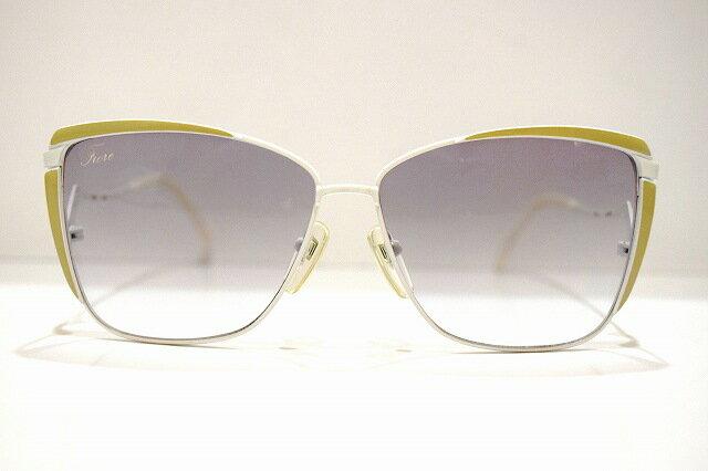 Nikon FIORE(フィオーレ)F5833 ヴィンテージサングラス新品 めがね 眼鏡 メガネフレーム デッドストック