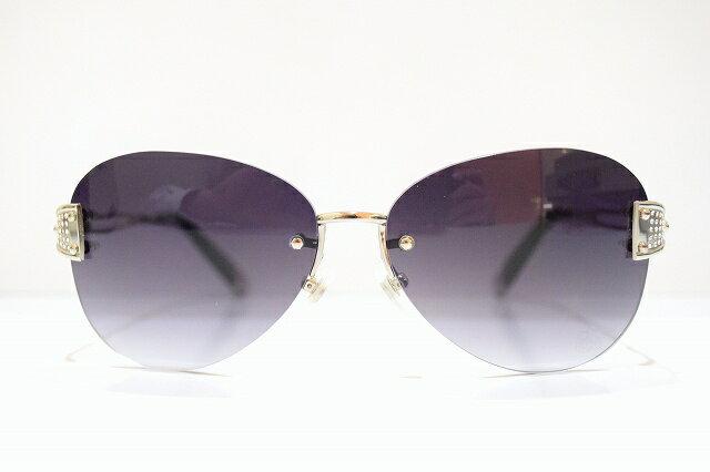 ROCK & REPUBLIC(ロック&リパブリック)PILOT サングラス新品 めがね 眼鏡 メガネフレーム スワロフスキー ベッカム