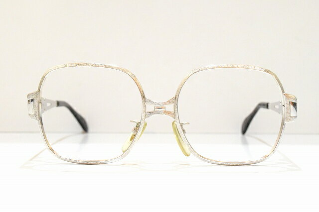 METZLER メッツラー ヴィンテージメガネフレーム新品 めがね 眼鏡 サングラス W.GERMANY 西ドイツ 彫金