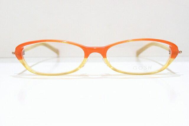 GOSH(ゴッシュ)GO-260 メガネフレーム新品 めがね 眼鏡 サングラス 伊達 おしゃれ ツートン 可愛い