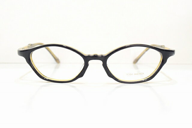 YOSHI MACHIDA(町田義信)Y-28 ヴィンテージメガネフレーム新品 めがね 眼鏡 サングラス 鯖江 可愛い おしゃれ