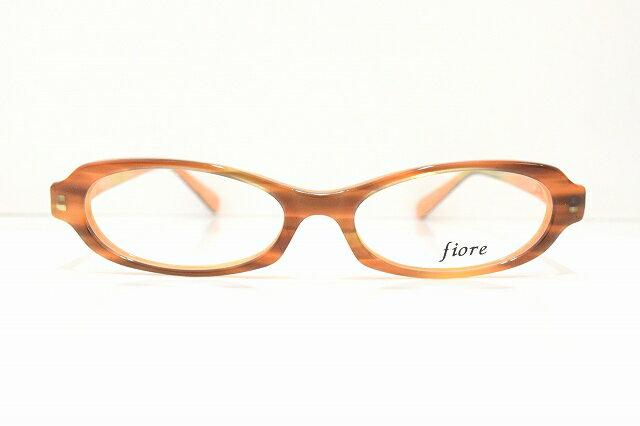 fiore (フィオーレ) 102 メガネフレーム新品 めがね 眼鏡 サングラス 可愛い 伊達 老眼鏡 ブルーライト PC