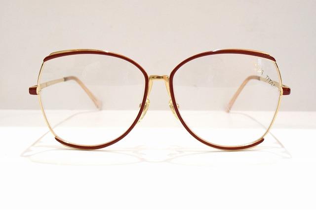 HOYA(ホヤ)ST08 GP R75ヴィンテージメガネフレーム新品めがね眼鏡サングラスメンズレディース日本製可愛いおしゃれ