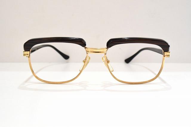 amor ローゼッタヴィンテージメガネフレーム新品めがね眼鏡サングラスブロークラシックメンズ紳士男性フランス製