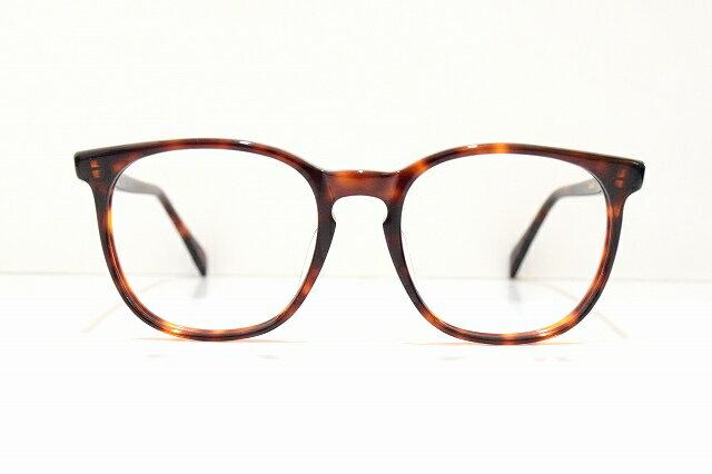 KOKI(コーキ)C-93 ヴィンテージメガネフレーム新品 めがね 眼鏡 サングラス クラシック べっ甲柄 手作り