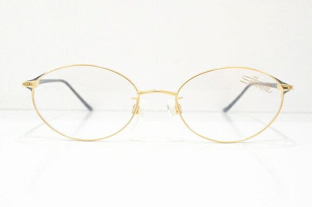 Silhouette(シルエット)M6771/2 V8051メガネフレーム新品婦人高級品 めがね 眼鏡 サングラス淑女ドレッシーフォーマル