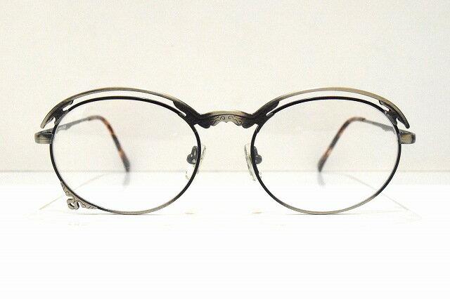 Lunetta BADA(ルネッタバダ)044 ヴィンテージサングラス新品 めがね 眼鏡 サングラス彫金 クラシックアンティーク