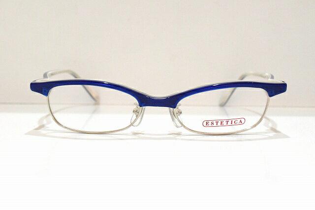 ESTETICA(エステティカ)ES-3606 col.2メガネフレーム新品ブローグラスパートナーめがね 眼鏡 サングラス日本製