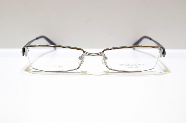 KATHARINE 国内正規総代理店アイテム HAMNETT キャサリンハムネット KH9024 評判 col.1ヴィンテージメガネフレーム新品めがね眼鏡サングラス