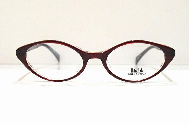 IMA COLLECTION(イマコレクション)3-7 37メガネフレーム新品めがね 眼鏡 サングラス鯖江増永マスナガヴィンテージ