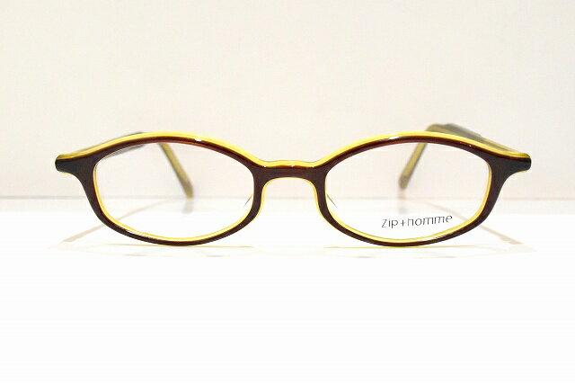 Zip+homme(ジップオム)Z-0032 3メガネフレーム新品めがね 眼鏡 サングラス クラシックヴィンテージアメリカン