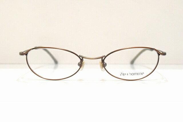 Zip+homme(ジップオム)Z-0154 5メガネフレーム新品めがね鯖江眼鏡サングラス子供用ヴィンテージメンズレディース